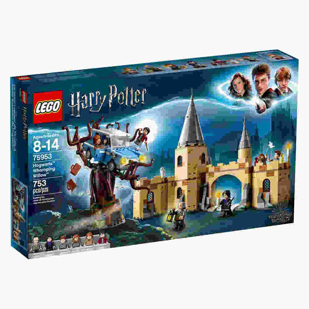 O Salgueiro Lutador De Hogwarts Harry Potter 753 Peças Lego