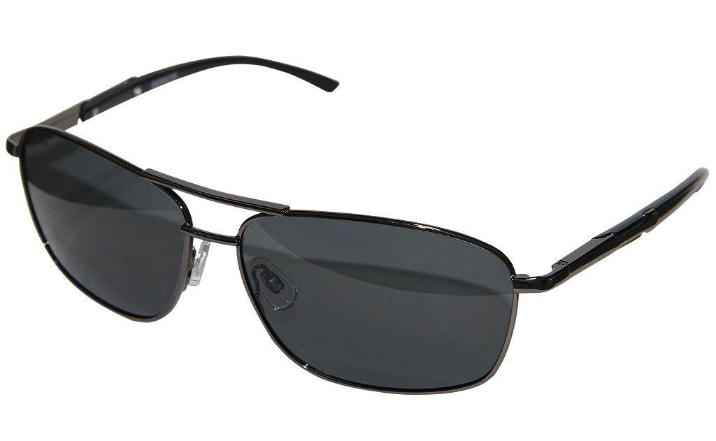 Oculos De Sol Polarizado Protecao Uv Aviador Pesca Maruri