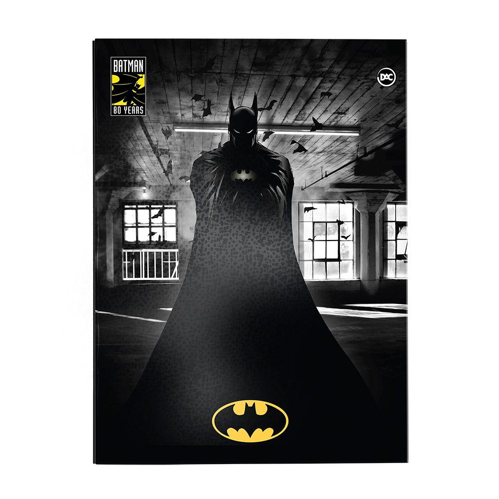 Pasta Catalogo 10 Envelopes Batman Dac