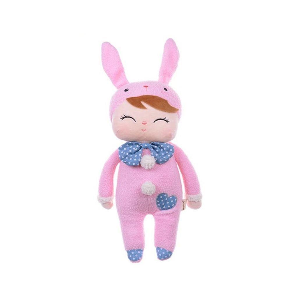 Pelucia Boneca Metoo Angela Pink Bunny