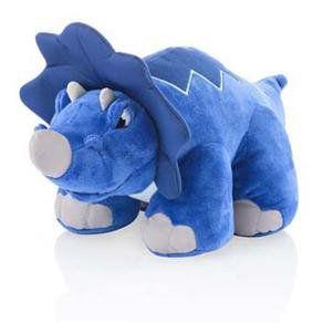 Pelucia Dino Thunder Stompers Azul
