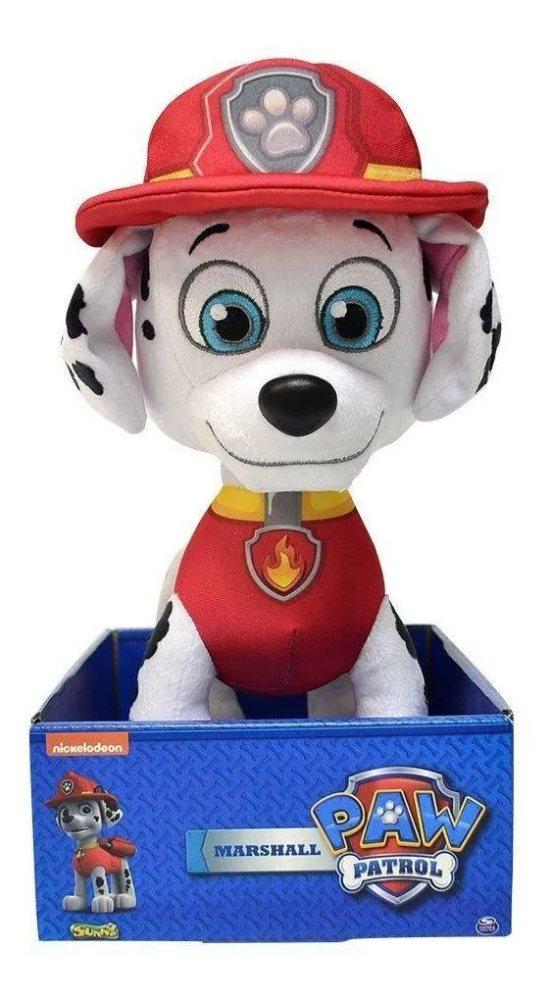 Pelucia Patrulha Canina Marshall Sunny