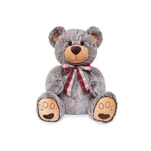 Pelucia Urso Amigao Cinza Buba