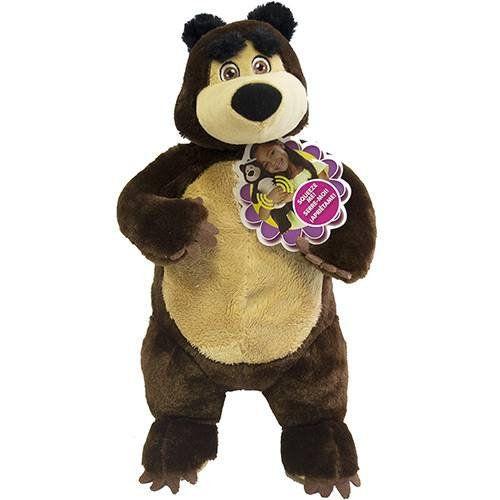 Pelúcia Urso Sunny Brinquedos