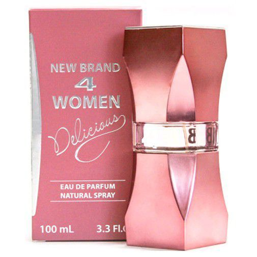 Perfume 4 Women Delicious 100ml New Brand