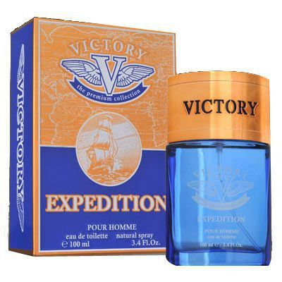Perfume Expedition Black 100ml Victory