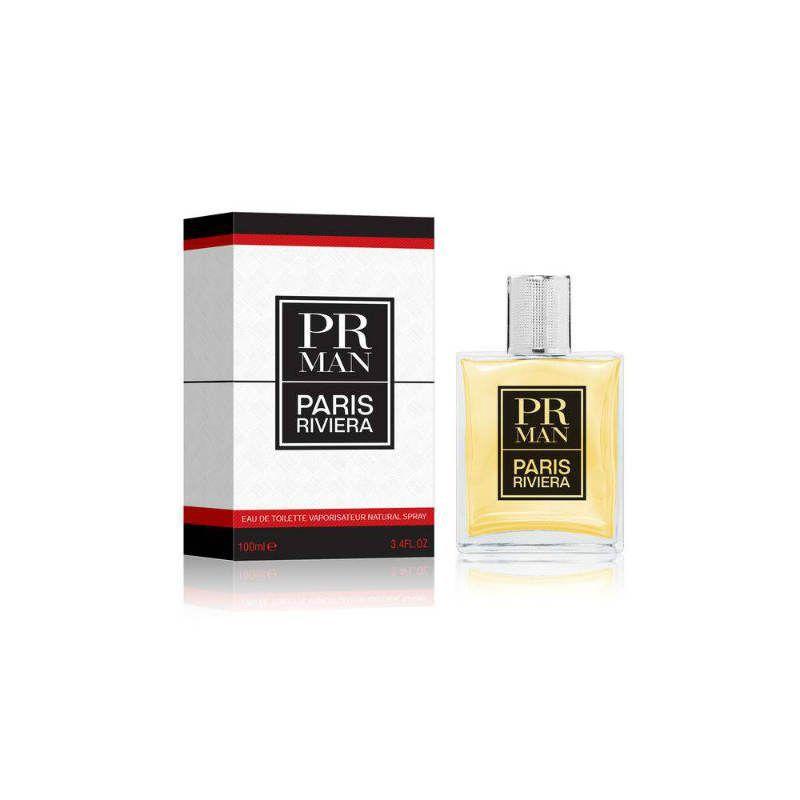 Perfume Masculino 100ml Pr Man Paris Riviera