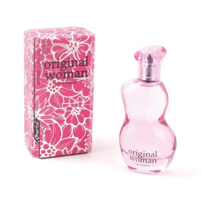 Perfume Original Woman 100ml Feminino Merta