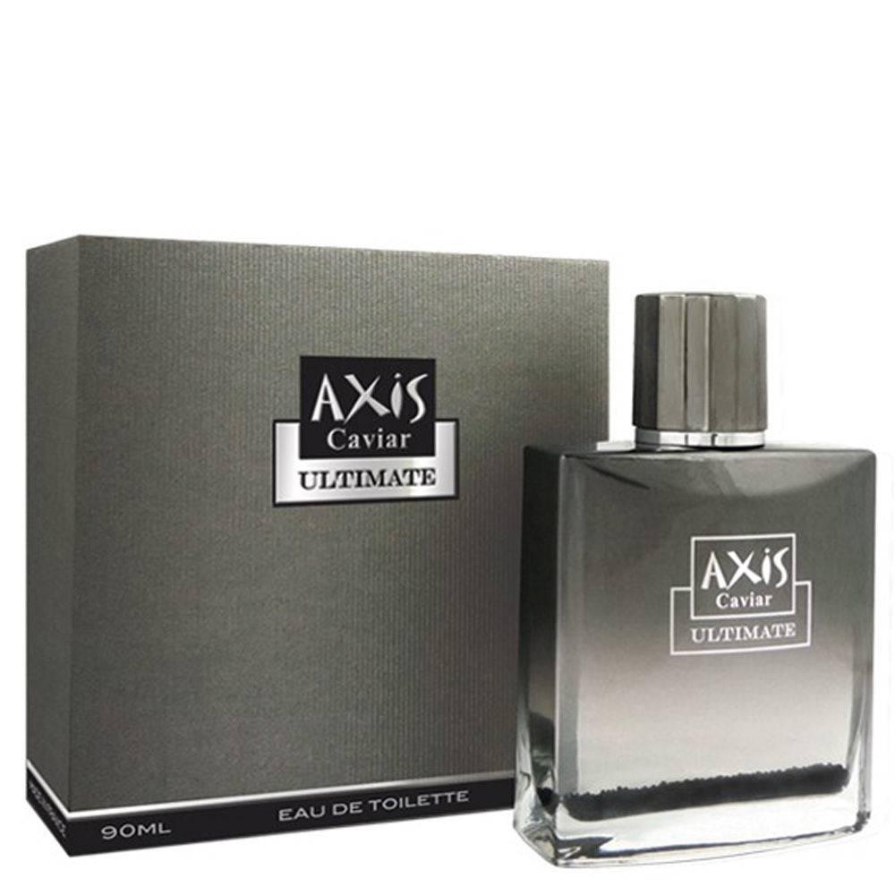 Perfume Ultimate Caviar Masculino 90ml Axis