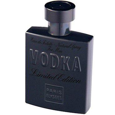 Perfume Vodka Limited Edition Masculino 100ml Paris Elysees