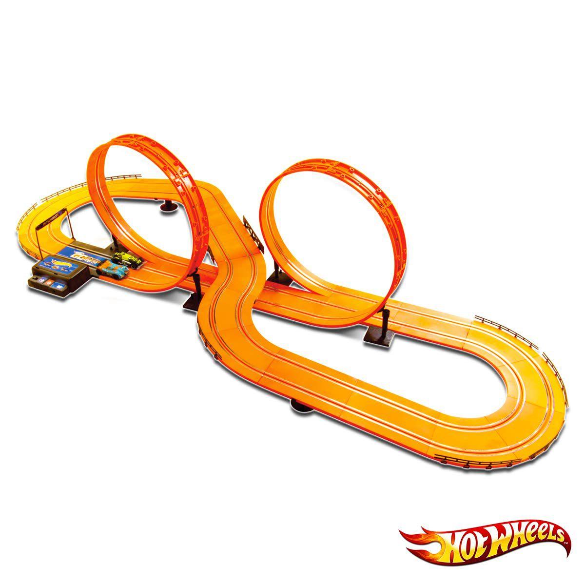 Pista Hot Wheels Track Set Deluxe 632cm Multikids