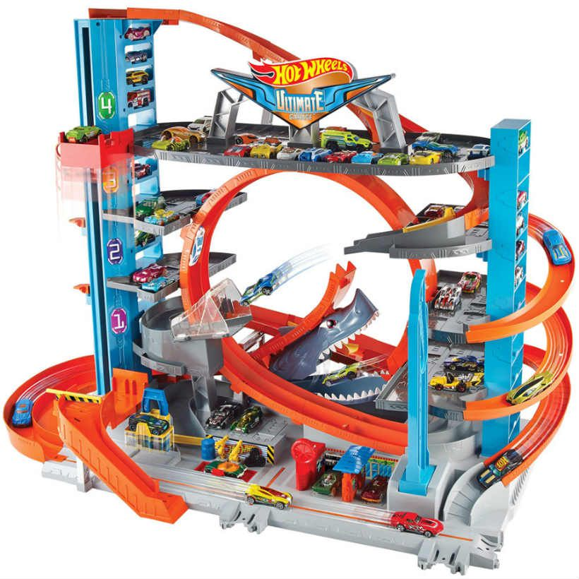 Pista Hot Wheels Ultimate Garagem Mattel