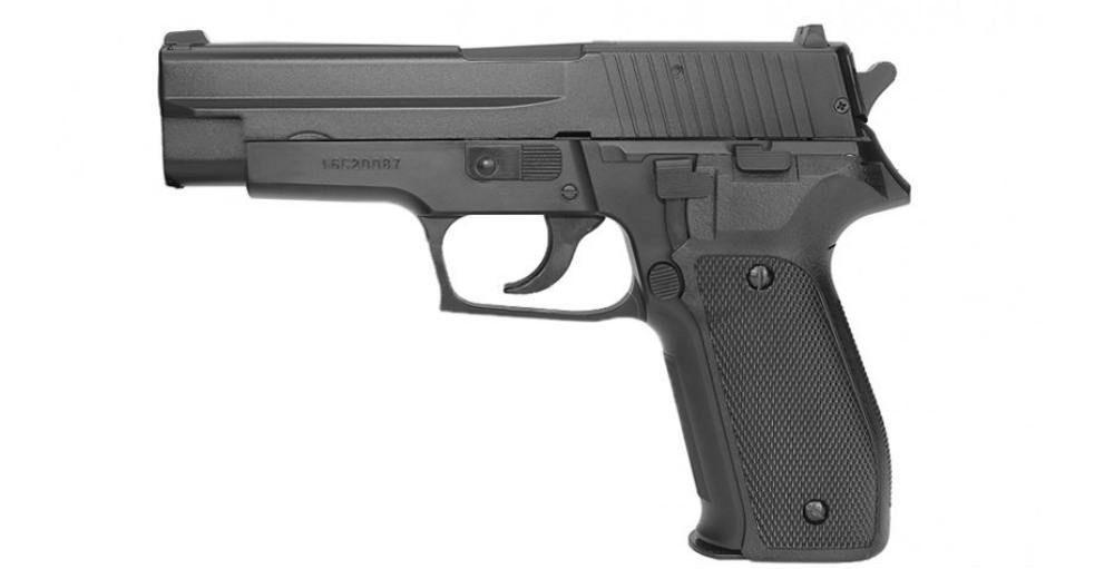 Pistola Airguns Mola Kwc P226 Metal 4,5mm Rossi