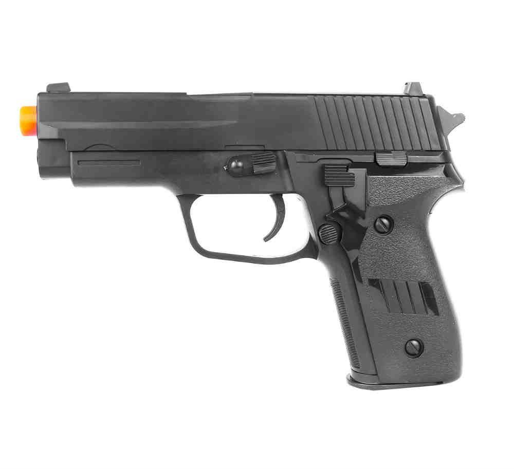 Pistola Airsoft Mola Vg P226 6mm Rossi