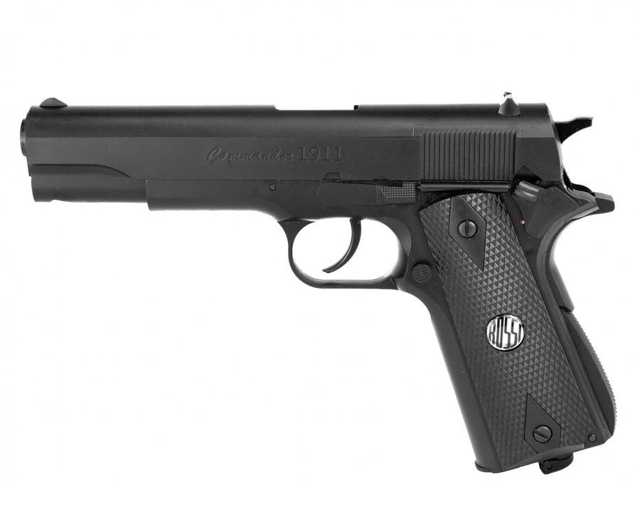 Pistola Pressao 4,5mm Wingun W125B CO2 Rossi