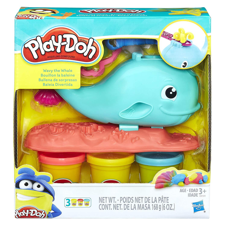 Play Doh Baleia Hasbro