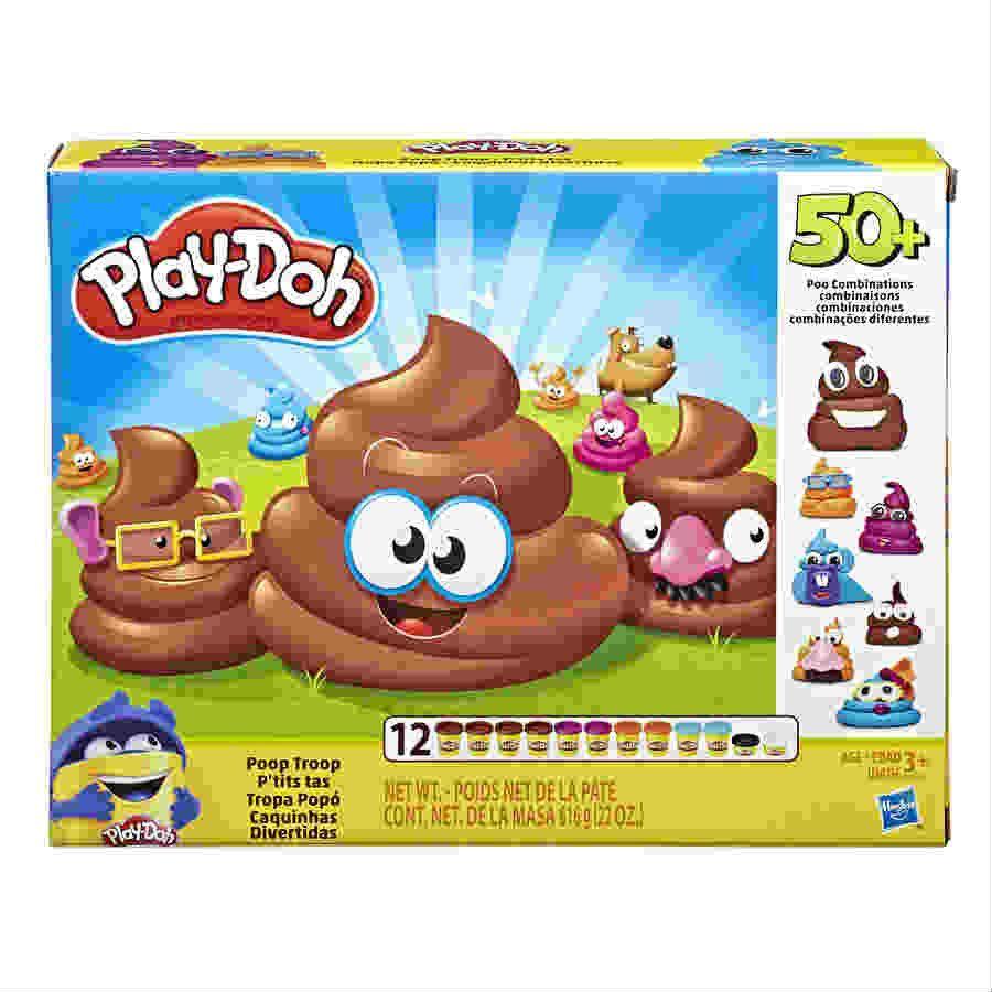 Play Doh Caquinhas Divertidas Hasbro