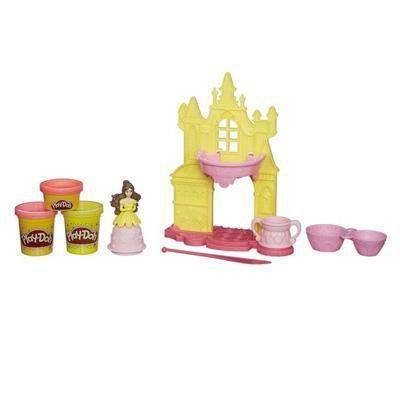 Play Doh Castelo Princesas Bela Hasbro