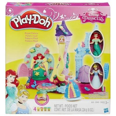Play Doh Castelo Princesas Disney