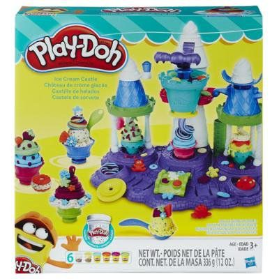 Play Doh Castelo Sorvete Hasbro