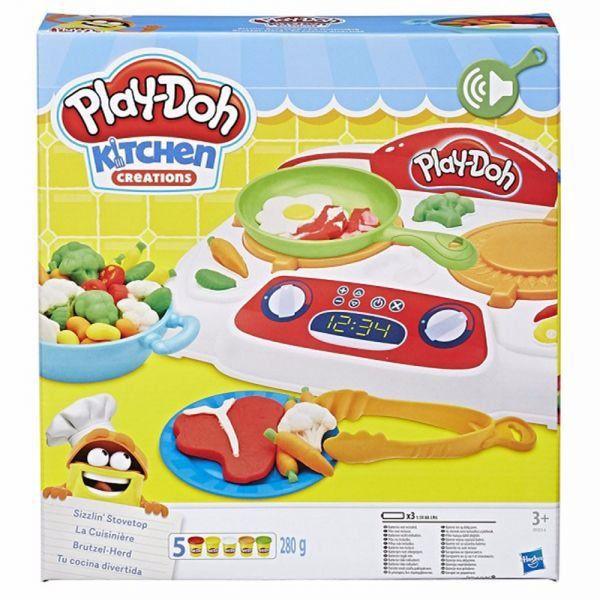 Play Doh Comidinhas No Fogao Hasbro