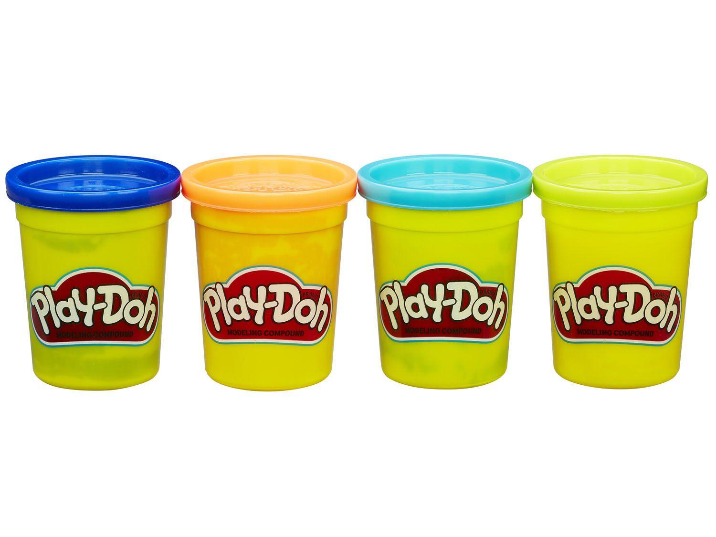 Play Doh Massa De Modelar 4 Cores Sortidas Hasbro