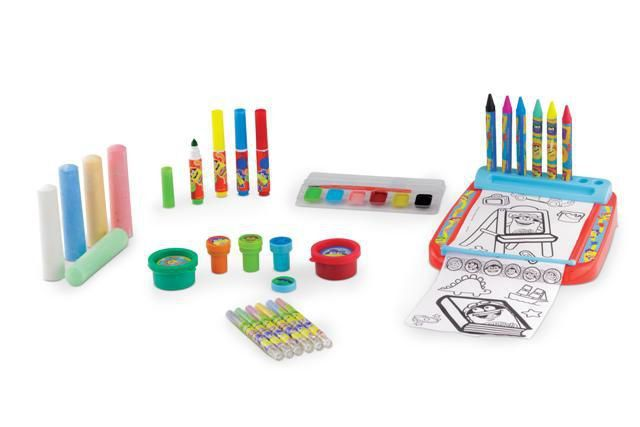 Play Doh Mega Kit De Artes Dtc