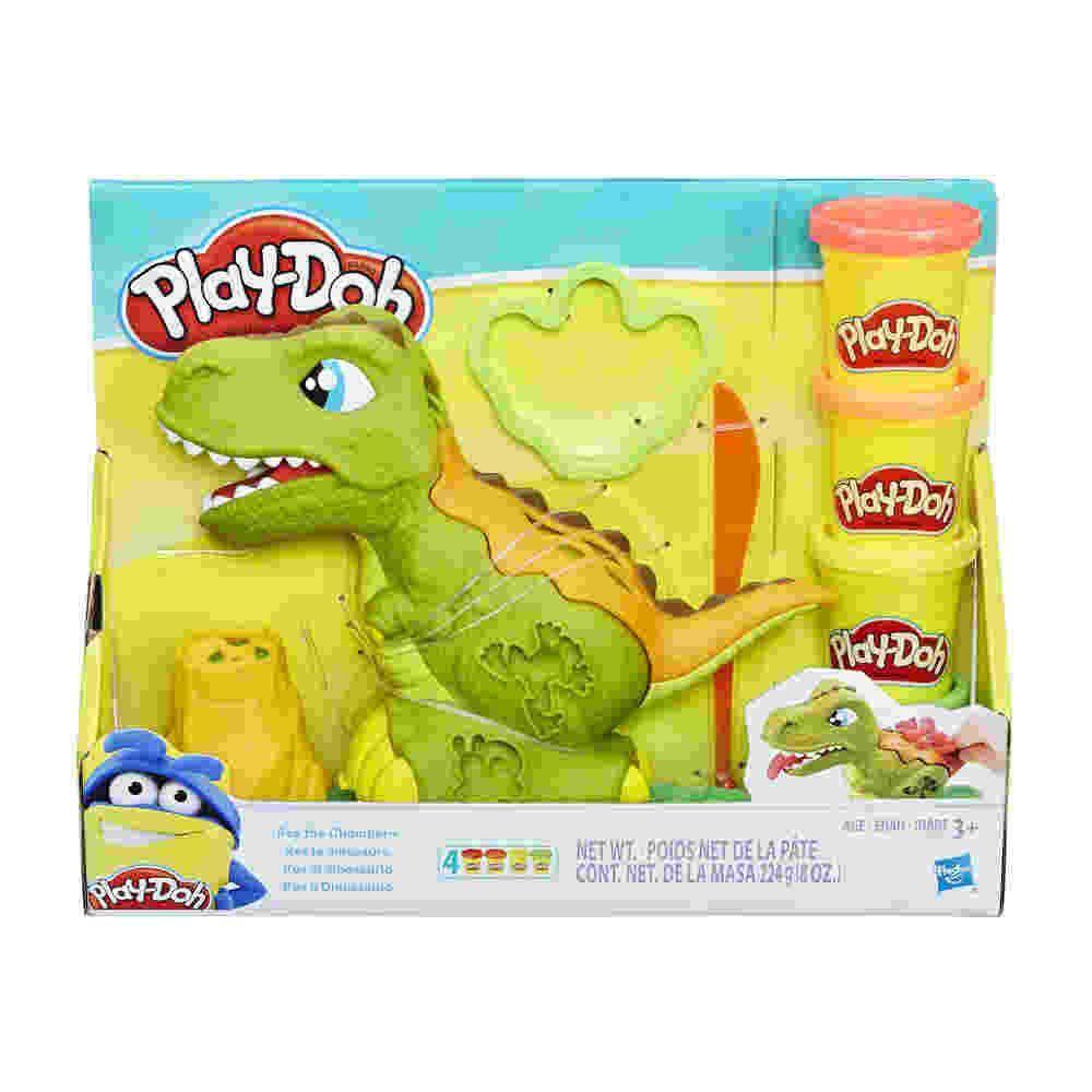 Play Doh Rex The Chomper Hasbro