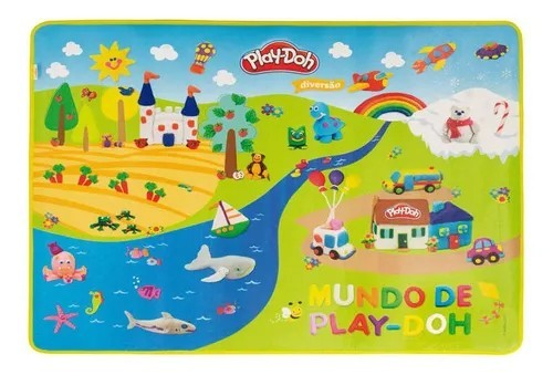Play Doh Tapete Divertido Funny