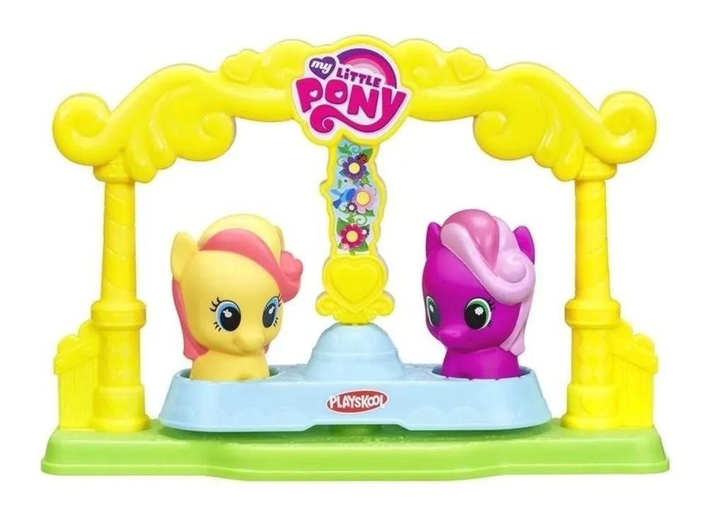Playset Hasbro My Little Pony Gira-Gira Playskool Hasbro