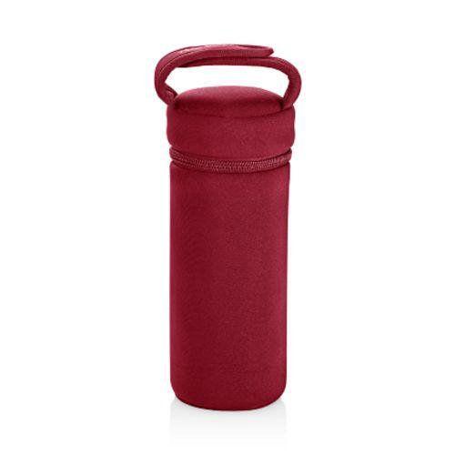 Porta Mamadeira Termico Rosa Multi