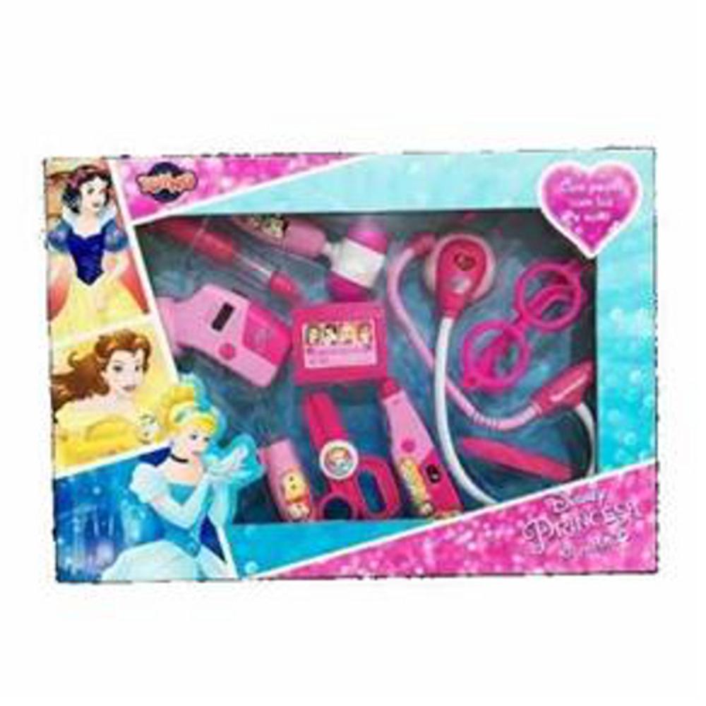 Princesa Disney Kit Medico Luz E Som - Princesas Disney - Toyng