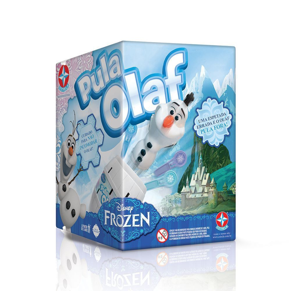 Pula Olaf Estrela