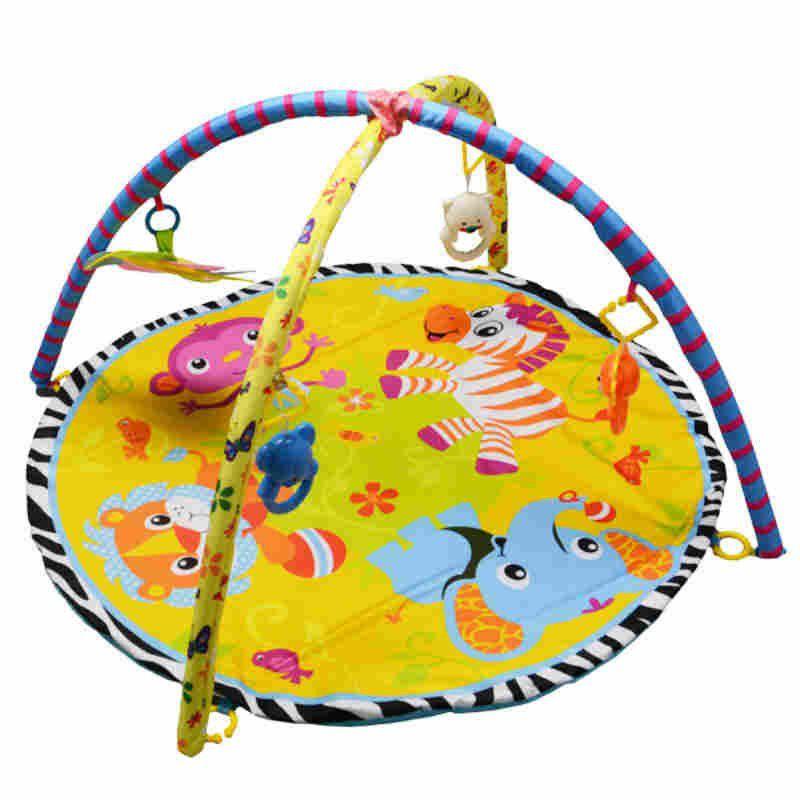 Pura Diversao Ginasio De Atividades Do Bebe Yes Toys