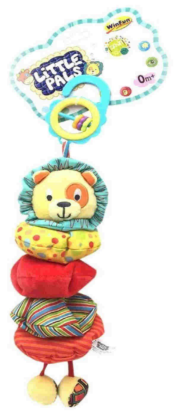 Puxe E Dança Caesar O Leao Winfun Yes Toys