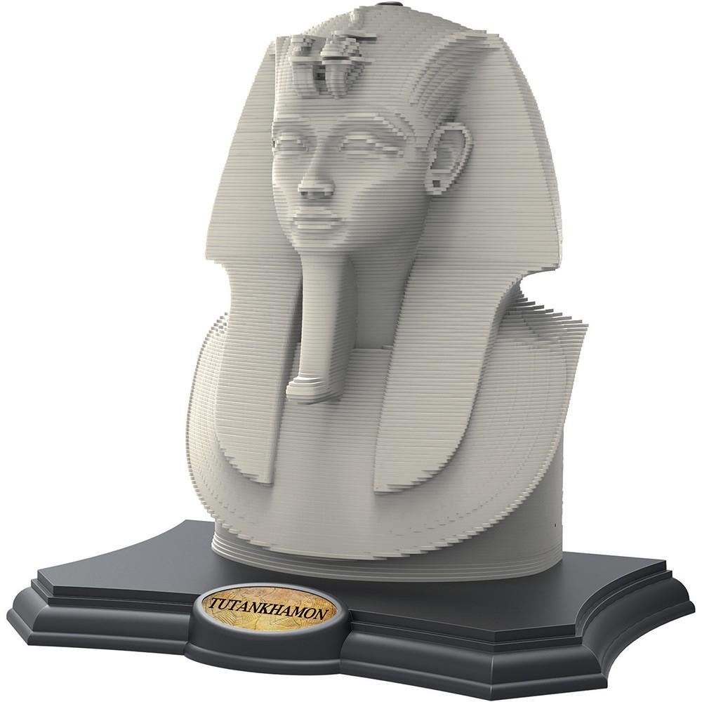 Puzzle Escultura 3d 160 Peças Tutankhamun Grow
