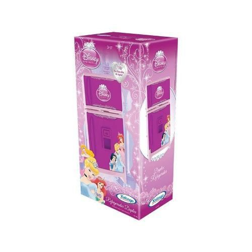 Refrigerador Duplex Disney Princesa Xalingo