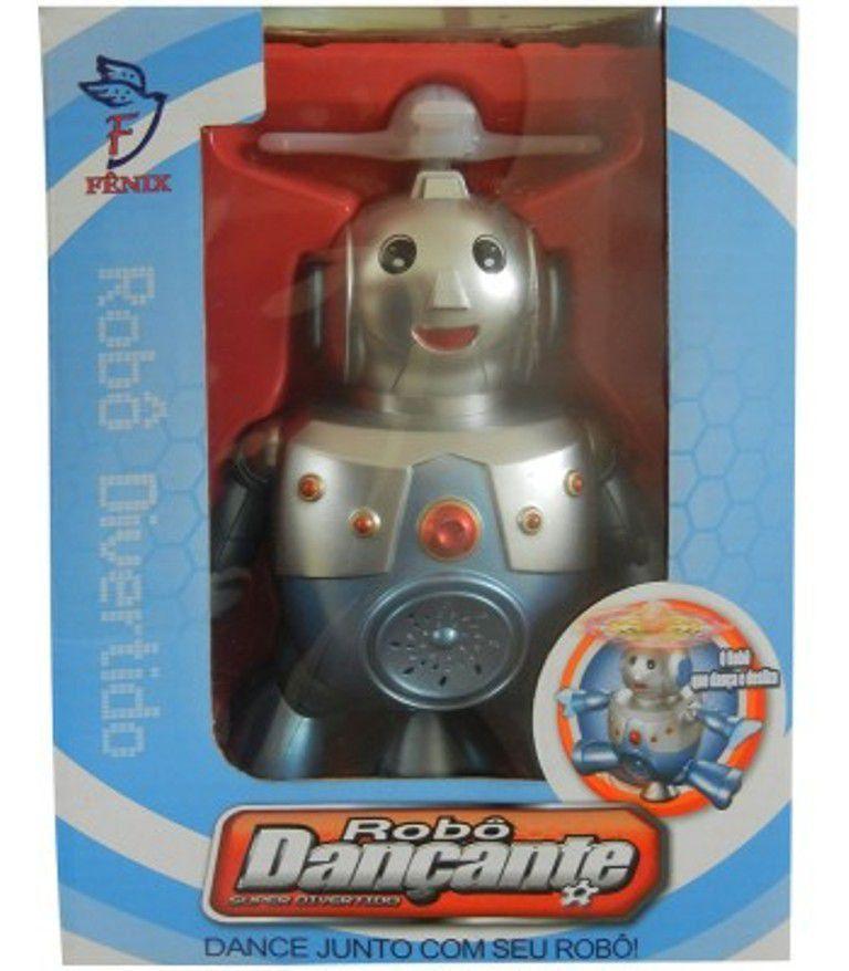 Robo Dancante Fenix