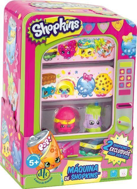 Shopkins Maquina De Shopkins Dtc