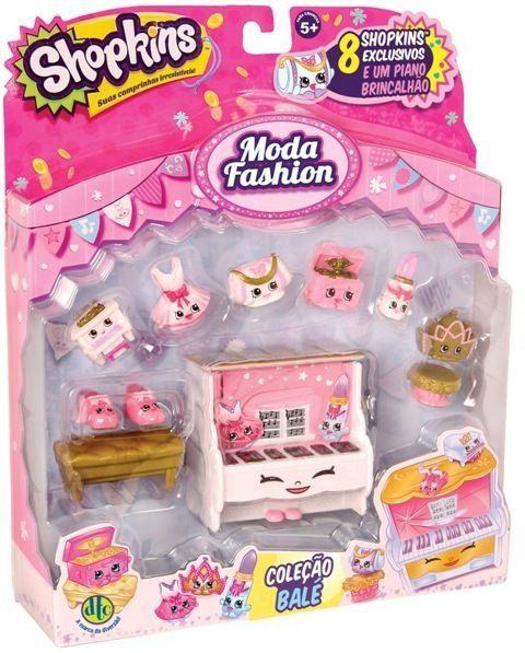 Shopkins Moda Fashion Dtc