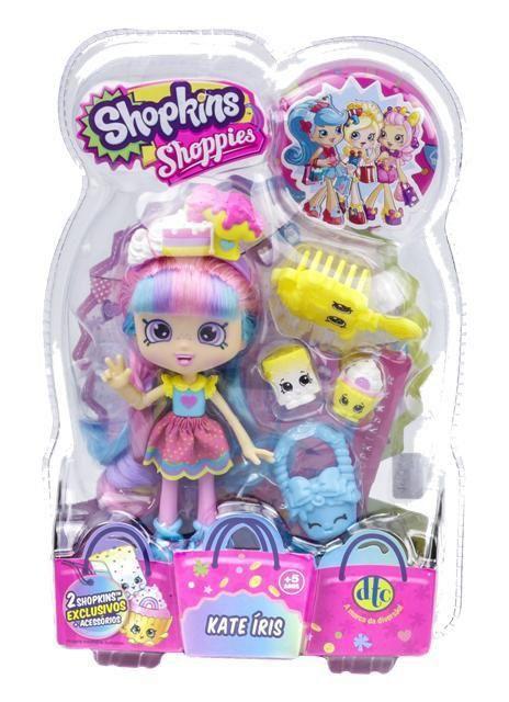 Shopkins Shoppies Bonecas Dtc - Sortidos