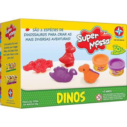 Super Massa Dinos Estrela