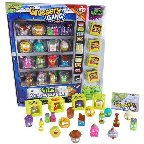 The Grossery Gang Vencidos Machine