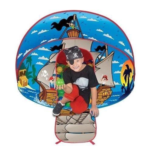 Toca Pirata Brinquedo Braskit
