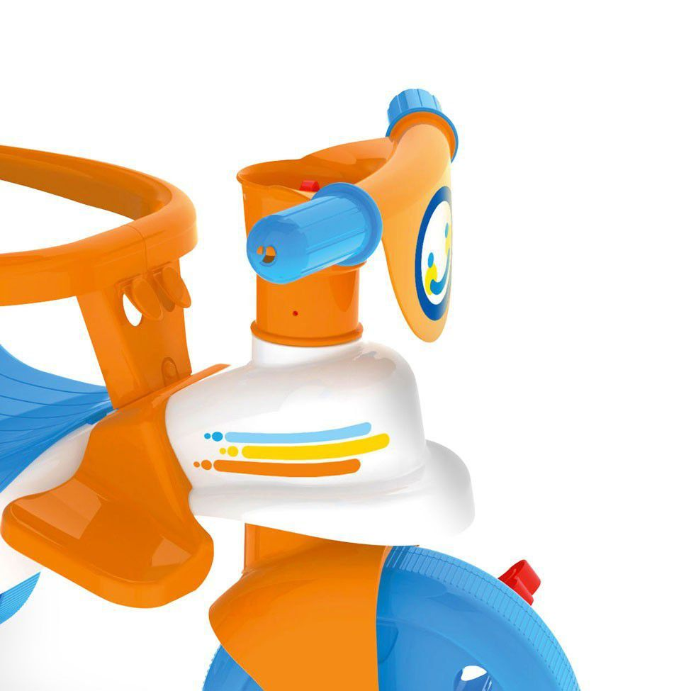 Triciclo Multi Care 3x1 Azul Xalingo