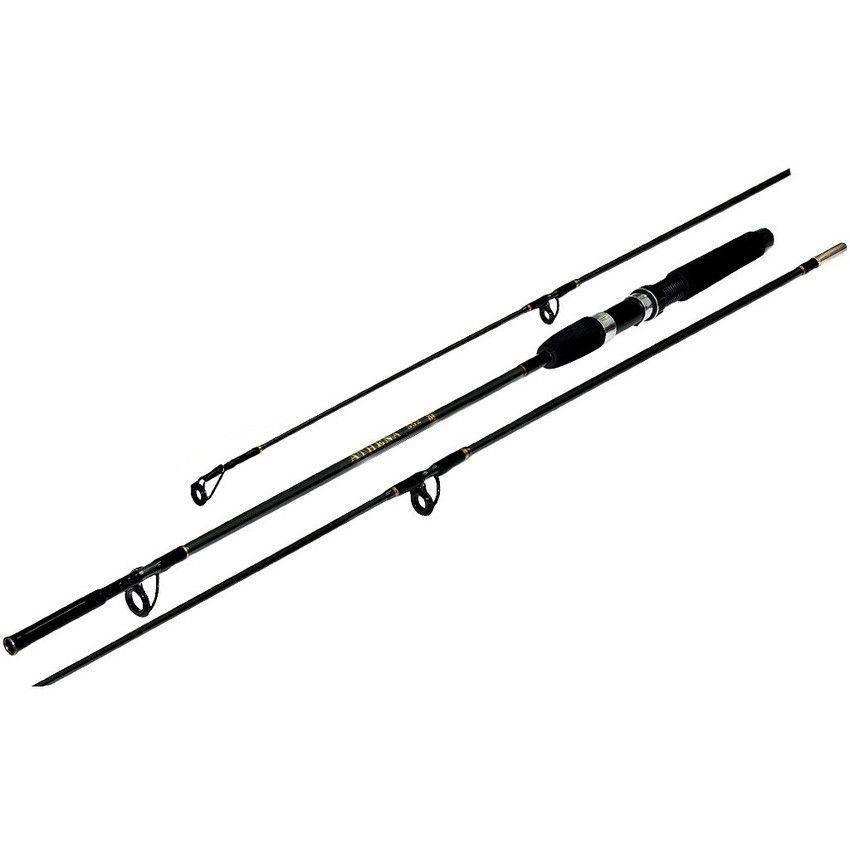 Vara De Pesca Molinete Athena 552 1,65m 2 Partes 02-04 Kg Maruri