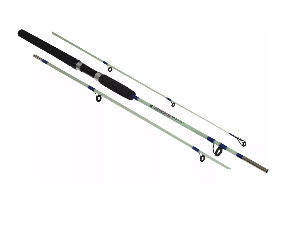 Vara De Pesca Molinete Magunm 502 1,50m 2 Partes 2-6 Libras Maruri