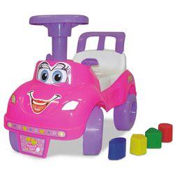 Veiculo Infantil Totokinha Meninas Cardoso Toys