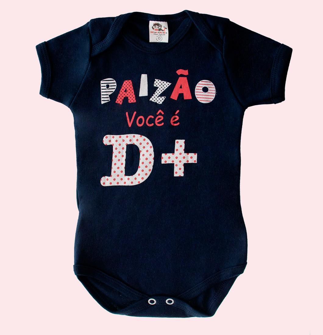 Body Infantil Paizão Você  é D+