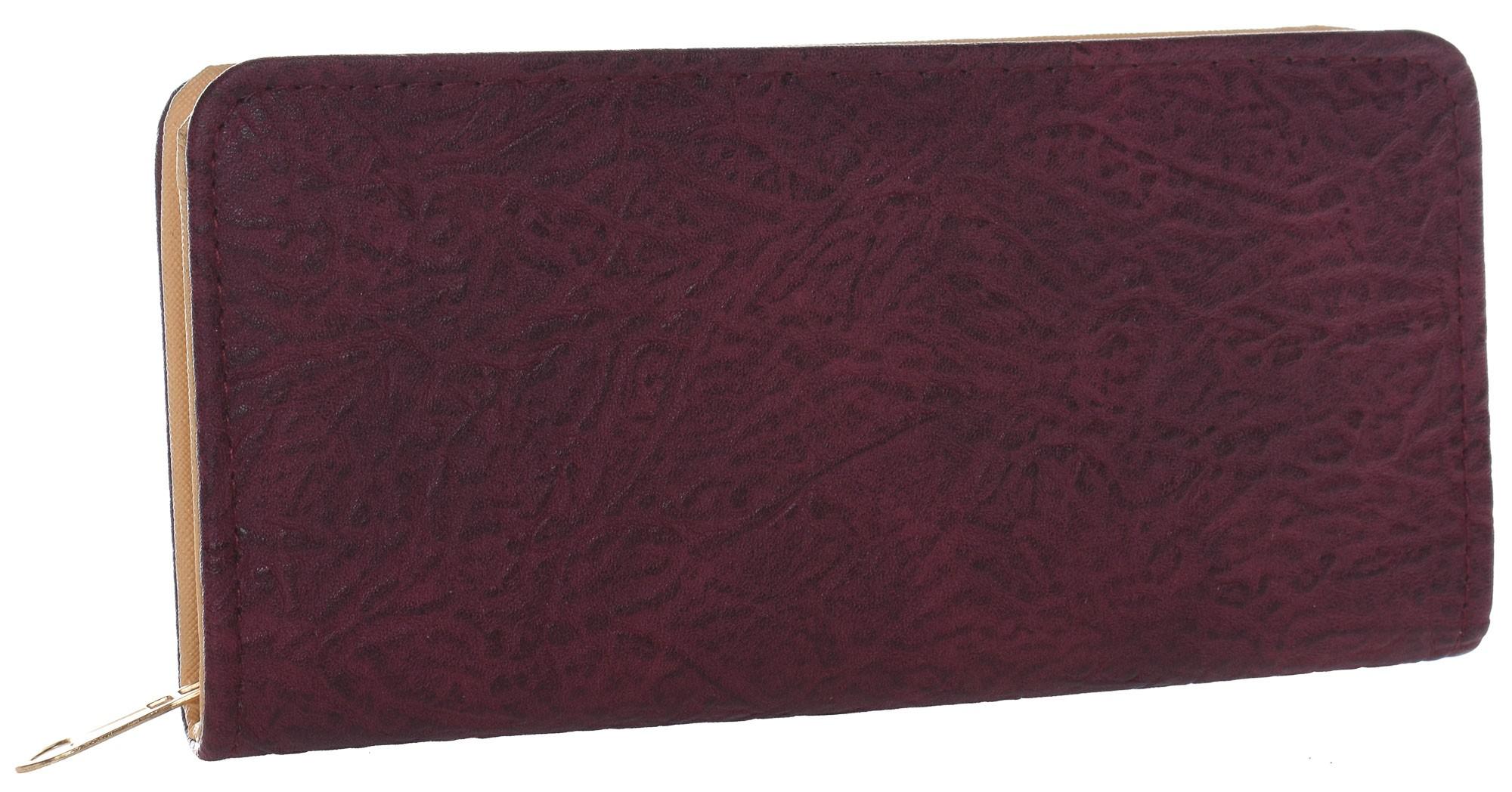 Carteira Grande Textura